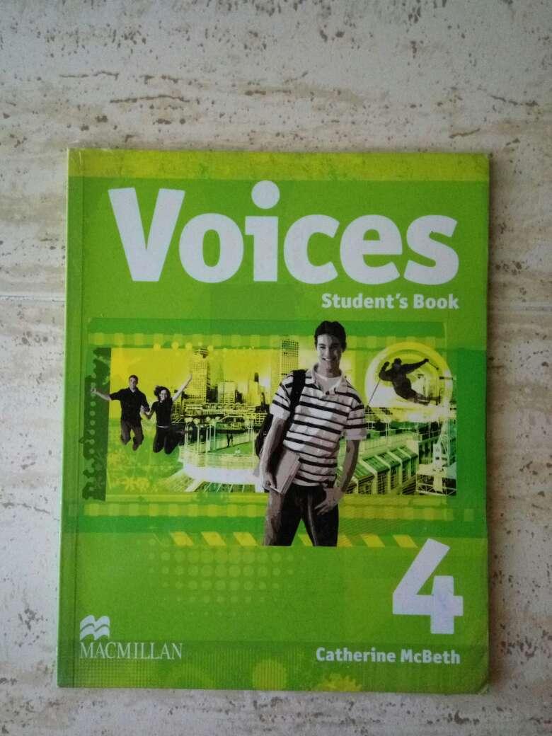 Imagen Vendo libro Inglés 4 ESO