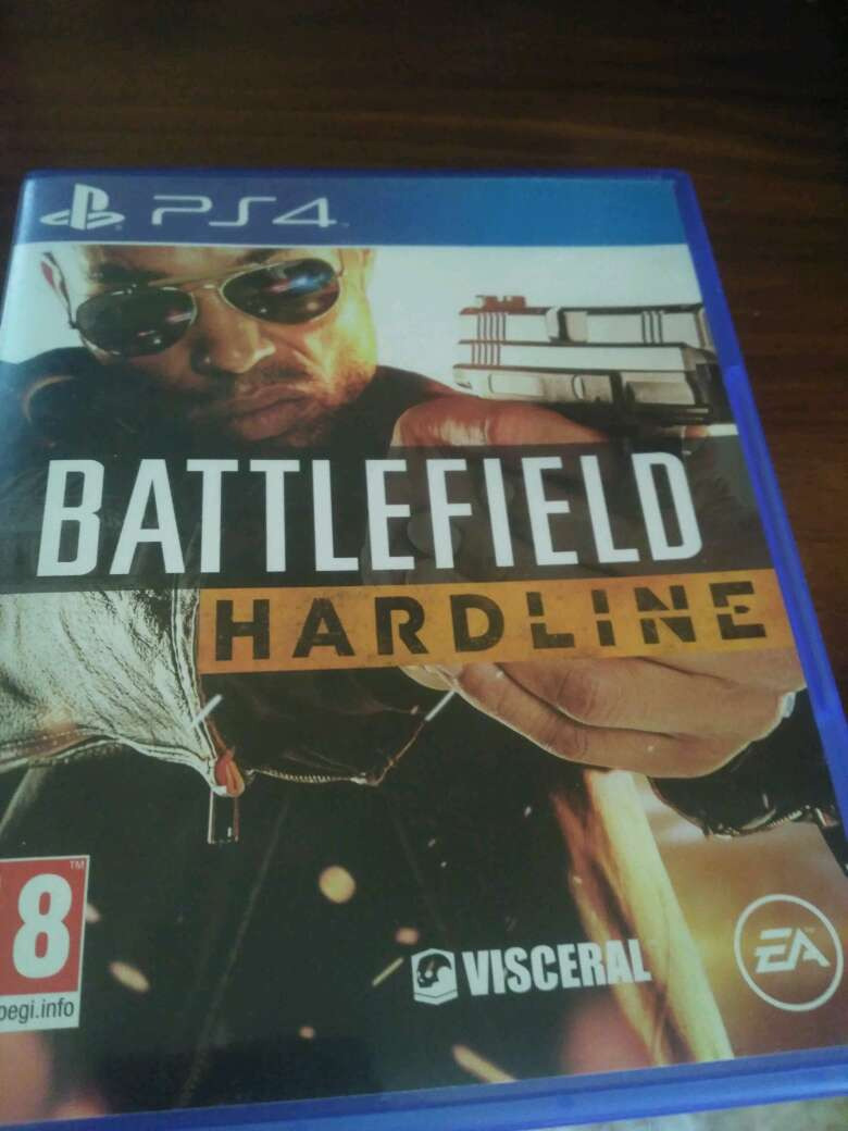 Imagen Battlefield hardline