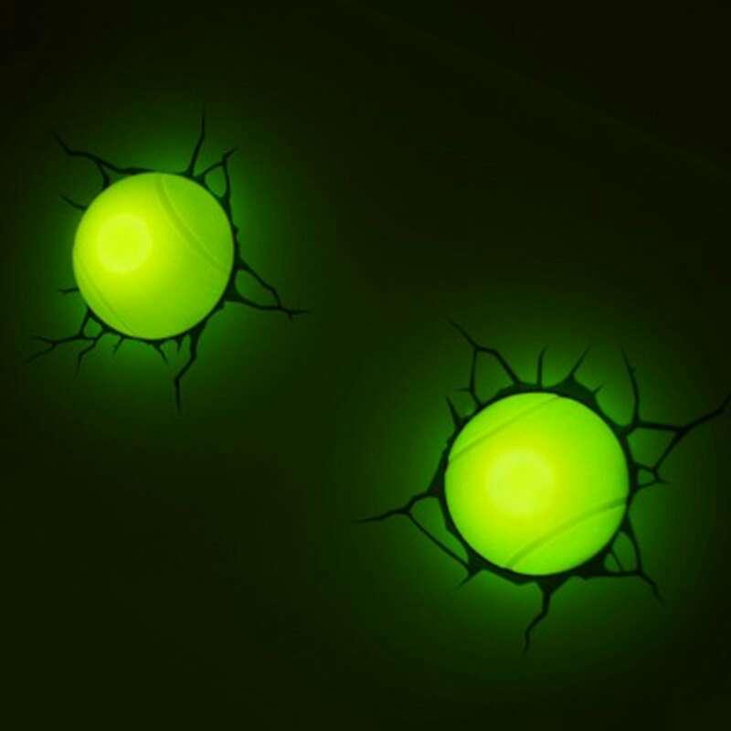 Imagen Lampara 3d tenis