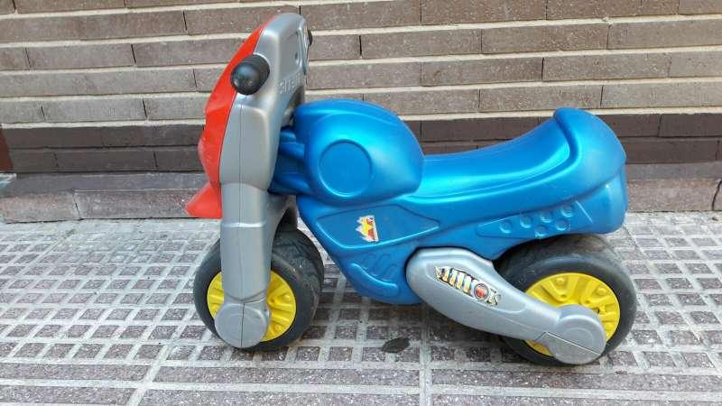 Imagen moto infantil