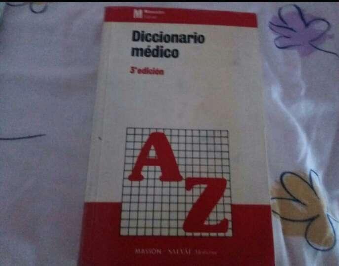 Imagen Diccionario medico