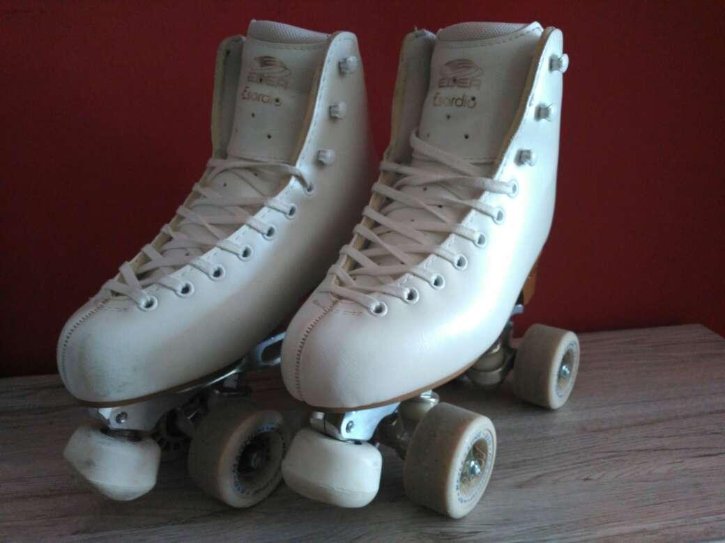 Imagen producto Botas patinaje artístico 1