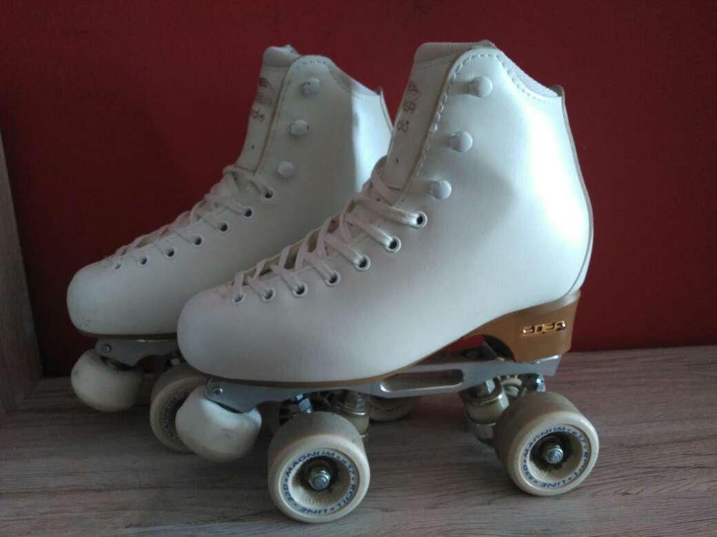 Imagen producto Botas patinaje artístico 2