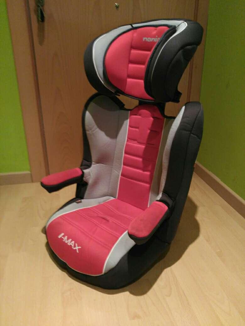 Imagen producto Sillita de coche para niñ@ 3