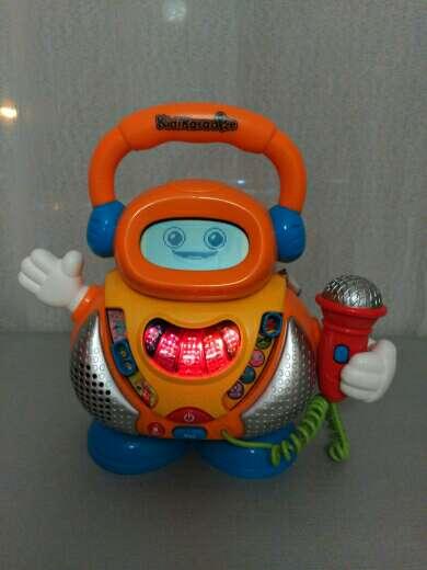 Imagen producto Se vende juguete interactivo bebé 3