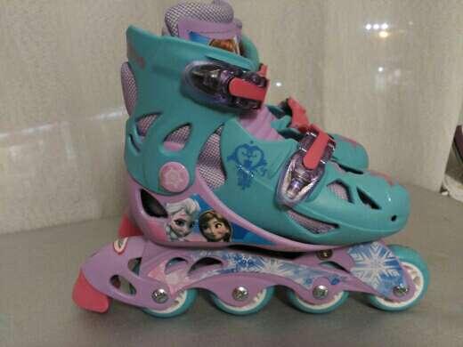 Imagen producto Patines de niña Frozen 2