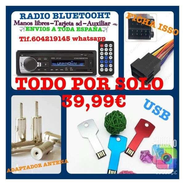 Imagen Radio coche oferta
