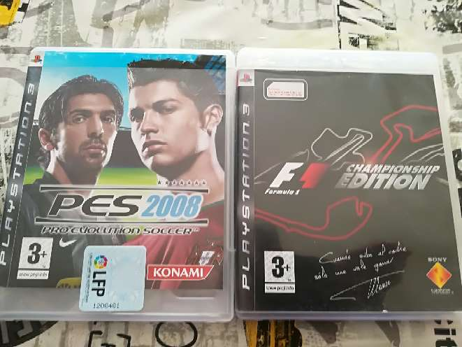 Imagen Juegos para la PlayStation 3