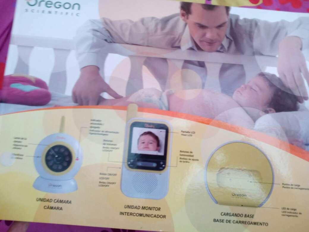 Imagen intercomunicador bebé