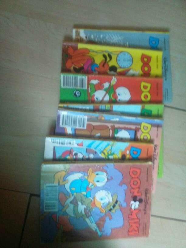 Imagen colecion de comiq de donal y miki tengo 96 mini conis es una colecion