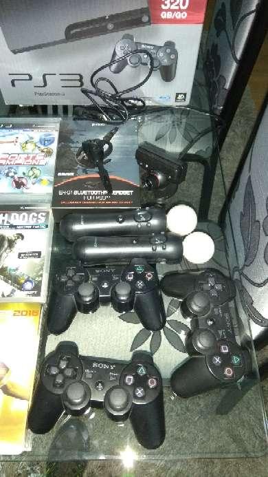 Imagen producto Consola PS3 320GB negociable 2