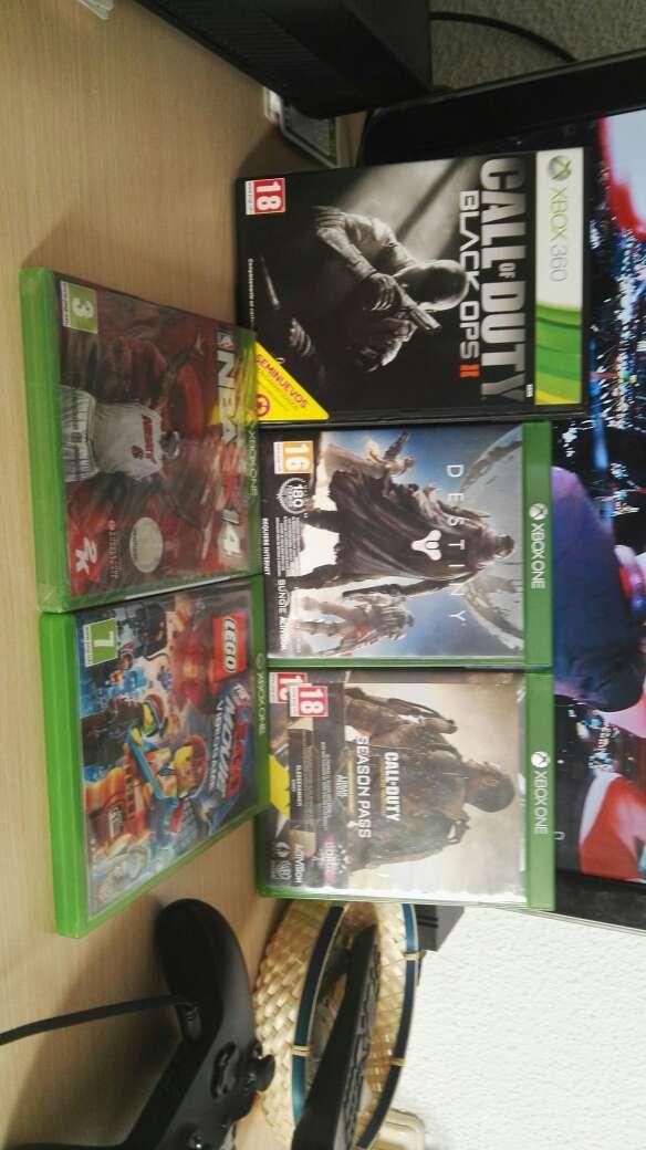 Imagen producto Vendo Xbox One nueva!!! 3
