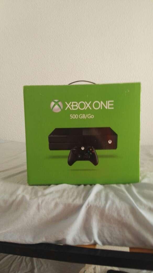 Imagen producto Vendo Xbox One nueva!!! 6