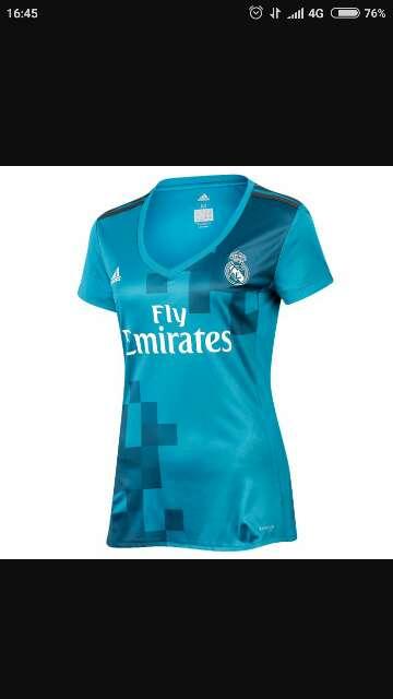 Imagen producto Camisetas de fútbol mujer 3