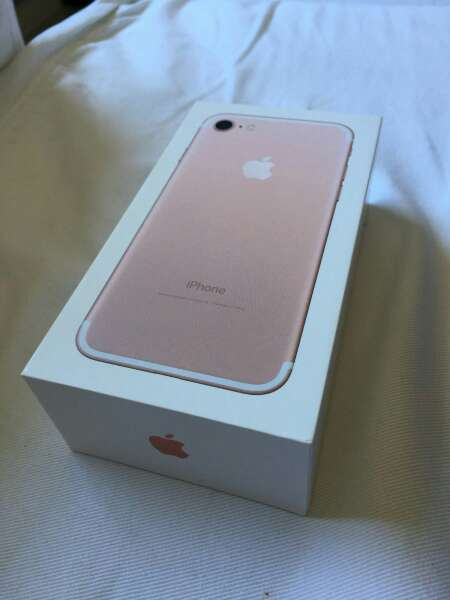 Imagen Apple iphone 7 128GB rosa