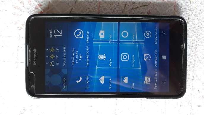 Imagen Movil Lumia 640 libre