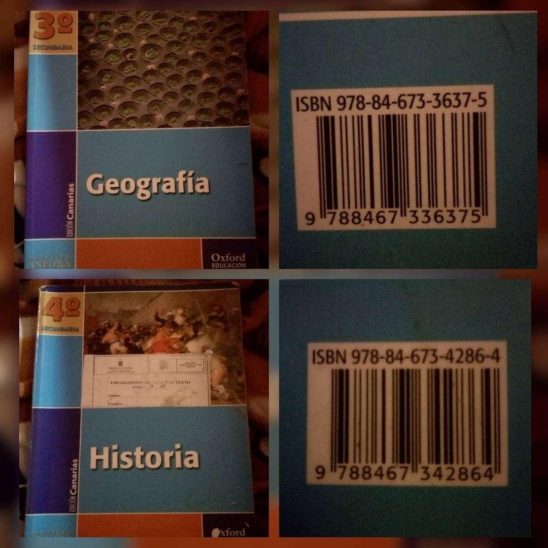 Imagen producto Vendo libros de texto 2