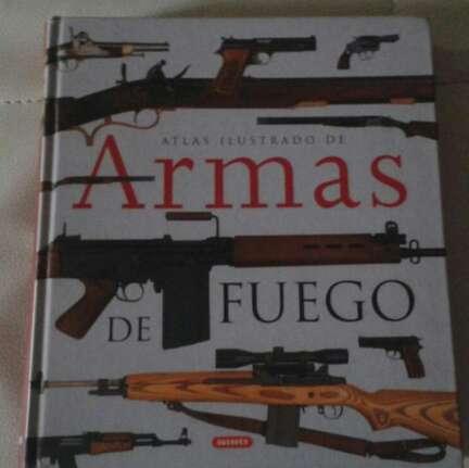 Imagen armas de fuego