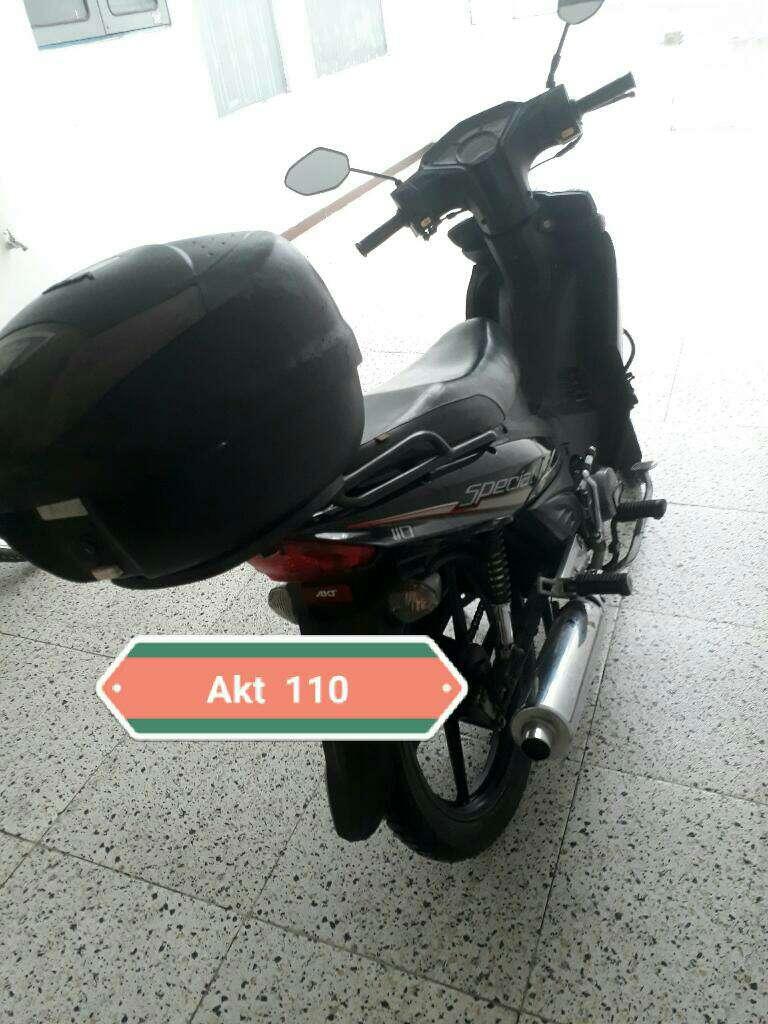 Imagen producto Vendo moto Akt 110  2
