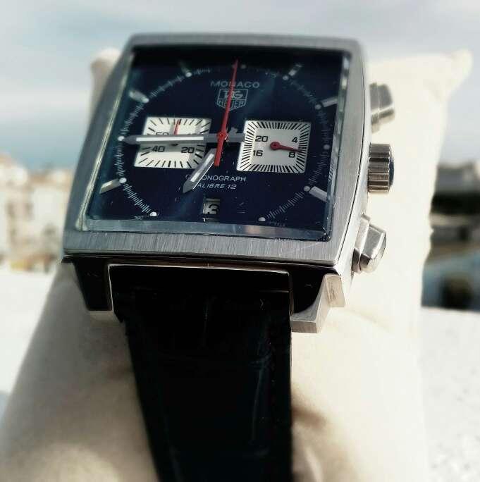 Imagen Reloj cuarzo Tag Mónaco