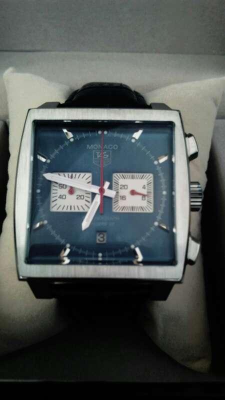 Imagen producto Reloj cuarzo Tag Mónaco 4