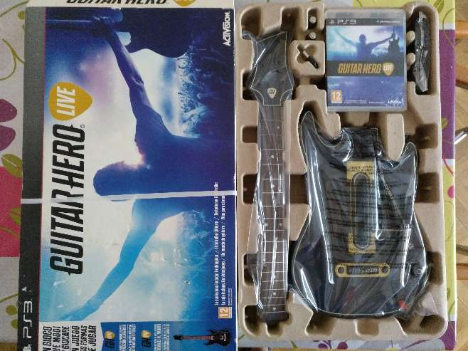 Imagen producto Guitar Hero Live para PlayStation 3 2