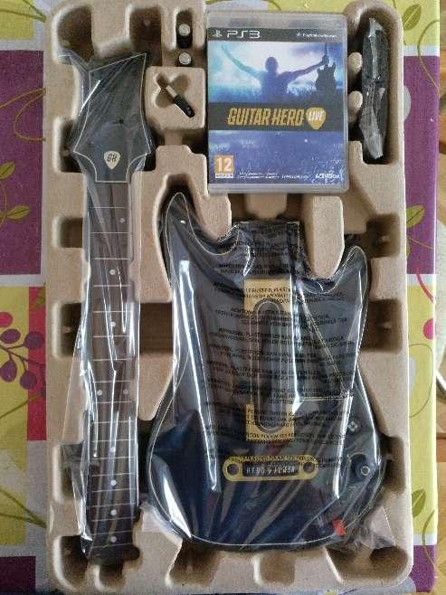 Imagen Guitar Hero Live para PlayStation 3