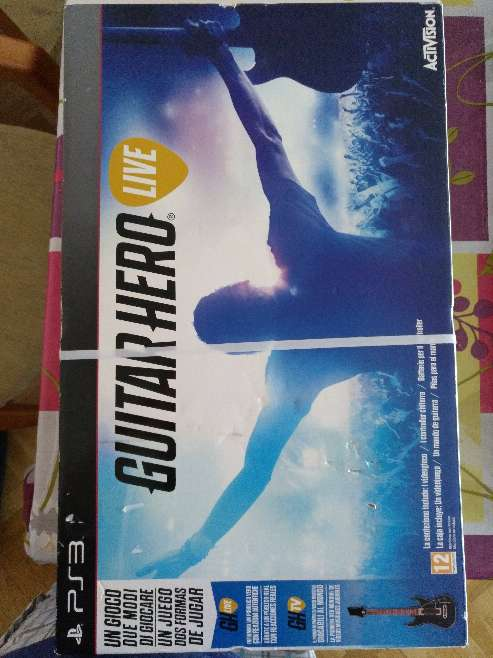 Imagen producto Guitar Hero Live para PlayStation 3 3