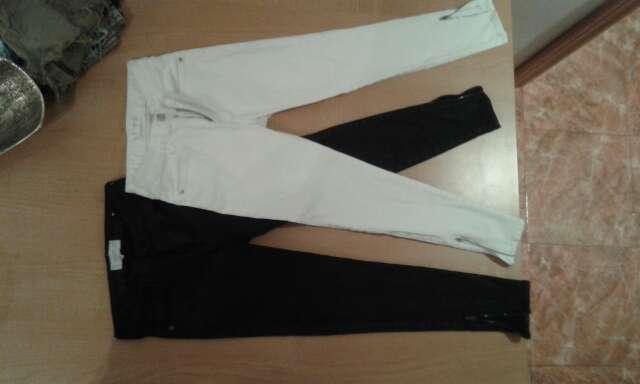 Imagen producto Pantalones pitillos 2