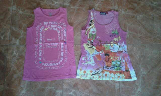 Imagen producto Camisetas de tirantes 2