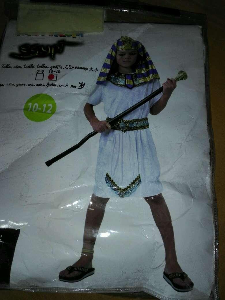 Imagen Disfraz egipcio
