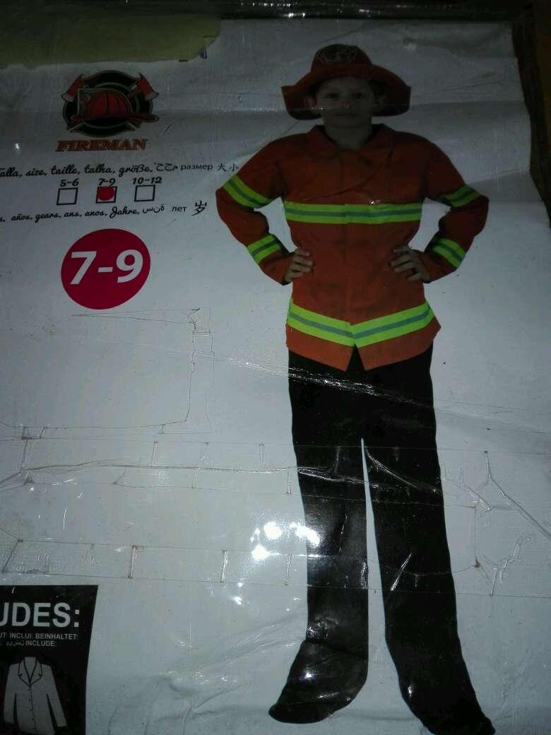 Imagen Disfraces bombero