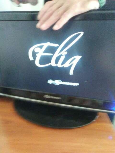Imagen pantalla plasma