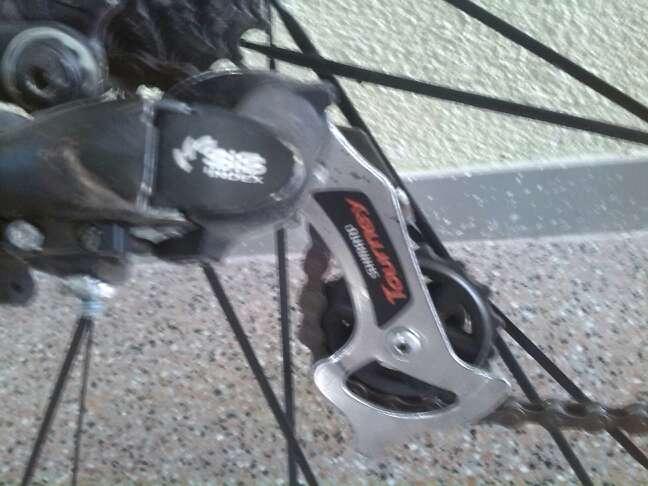 Imagen producto Bicicleta de carretera 4