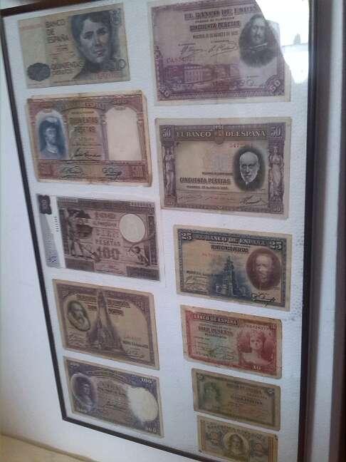 Imagen colección de numismatica