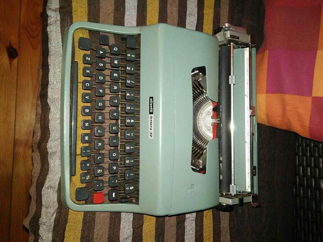 Imagen màquina de escriure