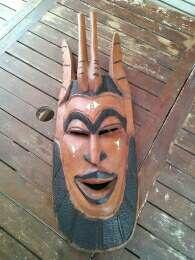 Imagen màscara ednica africana