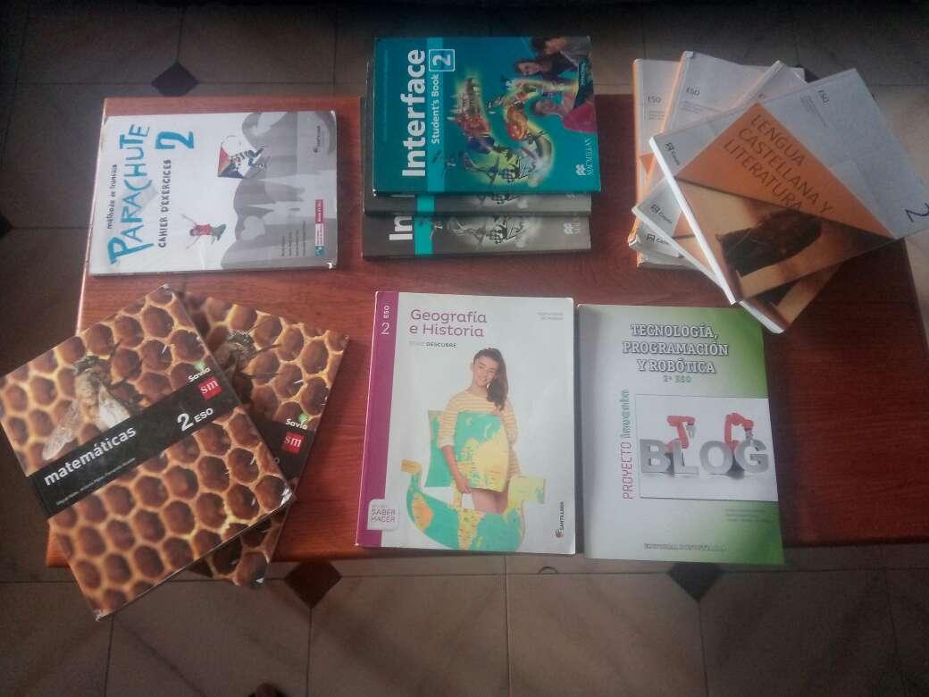 Imagen Libros 2Eso