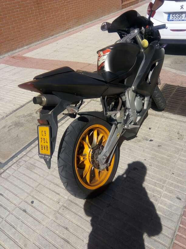 Imagen moto 50 cc