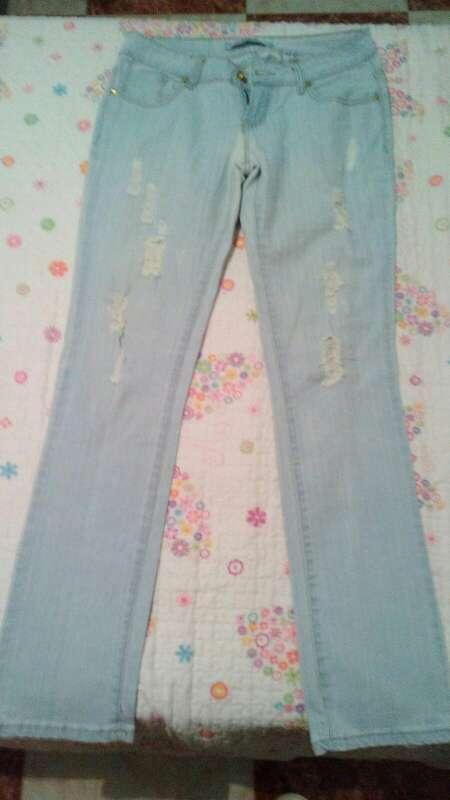 Imagen pantalones largos chica