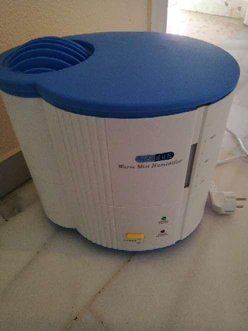Imagen Humidificador eléctrico.