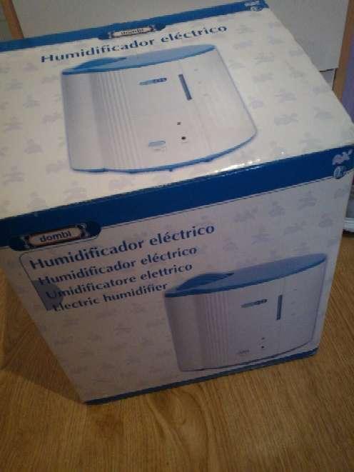 Imagen producto Humidificador eléctrico. 2