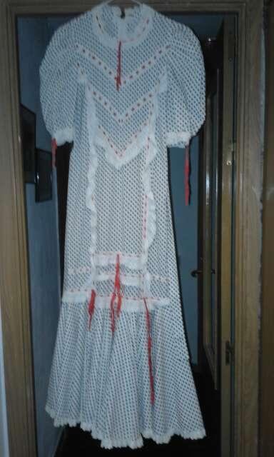 Imagen vestido chulapa