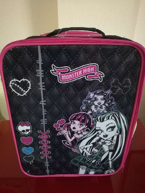 Imagen Productos Monster High.