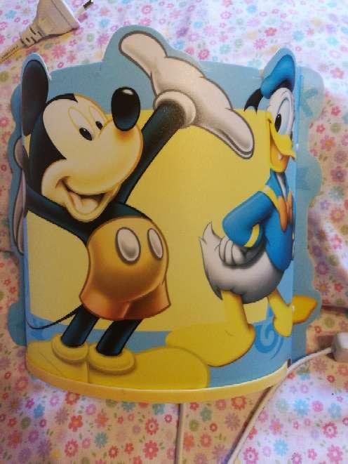 Imagen producto Lamparita de pared Disney. 2