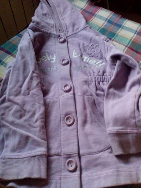 Imagen chaqueta niña