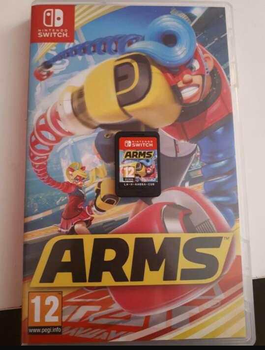 Imagen producto Arms para la switch 1