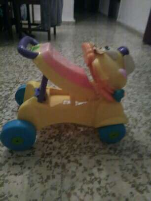 Imagen producto León fisher price 2