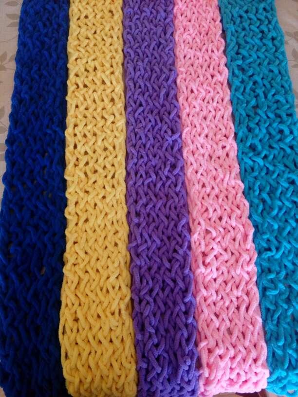 Imagen producto Bufandas hechas a mano 2