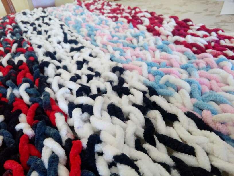 Imagen Bufandas hechas a mano